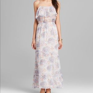 Joie Rominette floral maxi dress